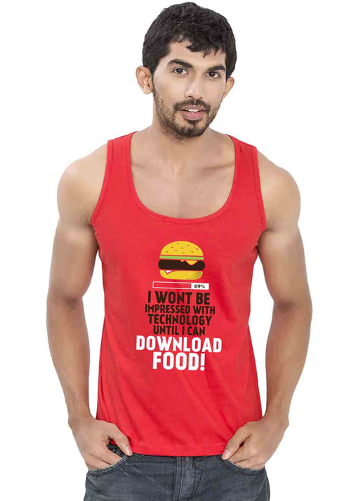 Download Food Sleeveless T-shirt