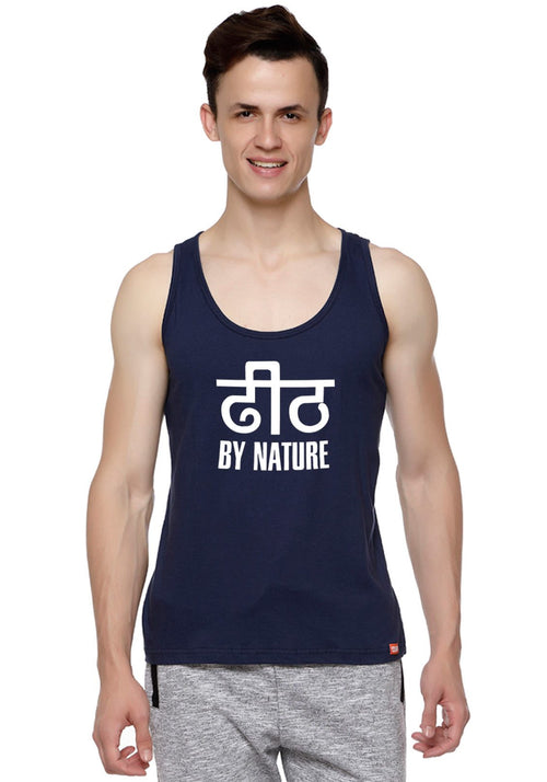 Dhith Sleeveless T-Shirt