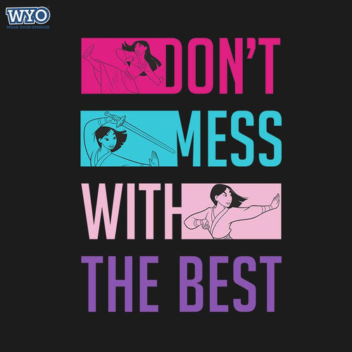 Don't Mess With Best Women Tshirt