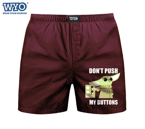Don't Push My Buttons (Boxer)