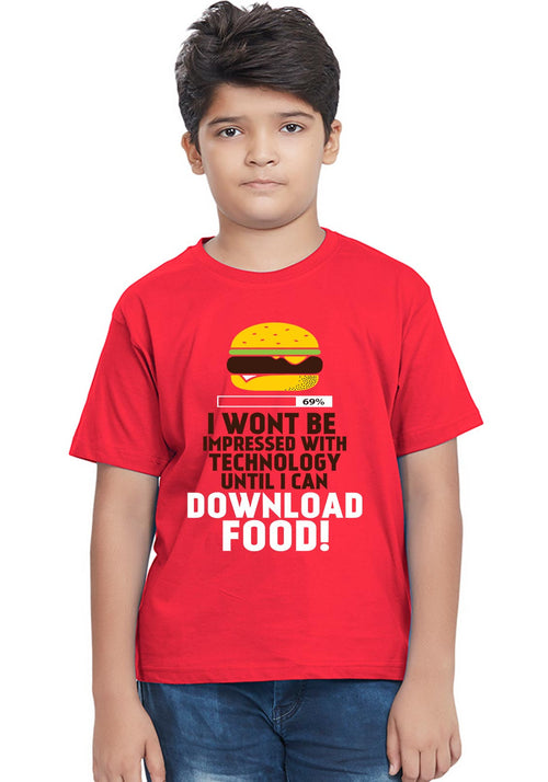 Download Food Kids T-Shirt