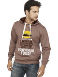 Download Food Front Print Sweatshirt - Wear Your Opinion - WYO.in  - 2
