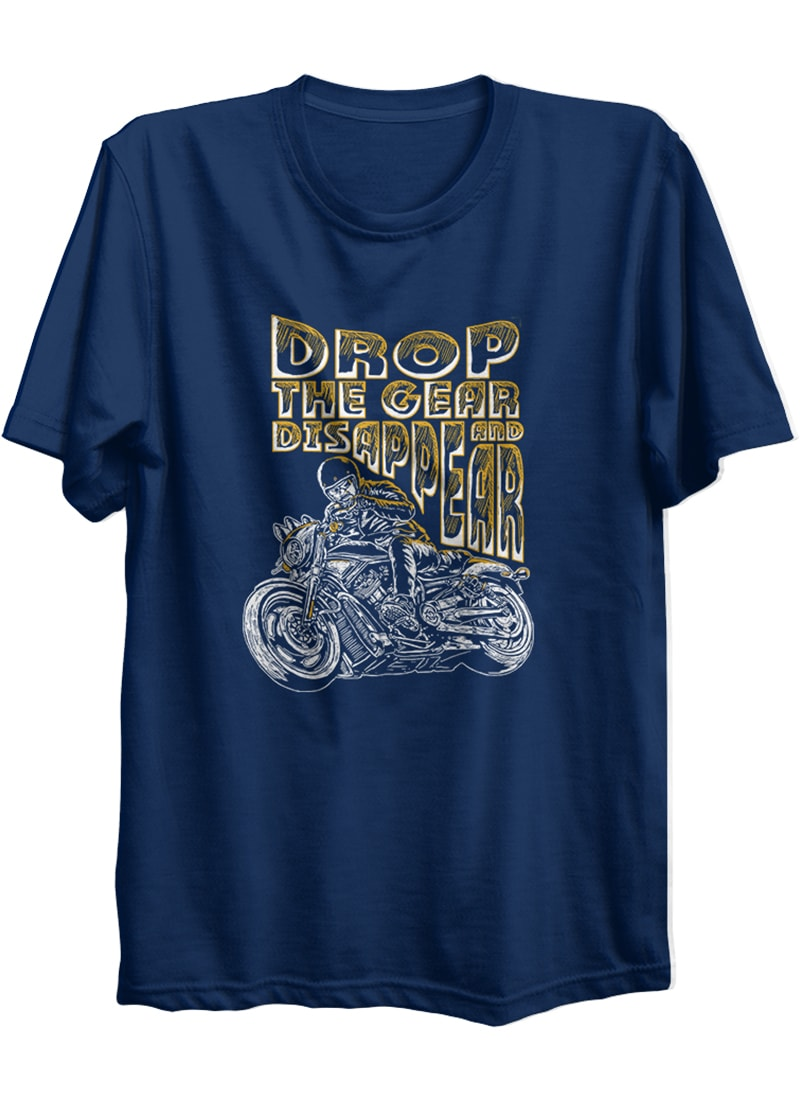 Drop The Gear T-Shirt