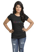 Flawless Women TShirt - Wear Your Opinion - WYO.in  - 2