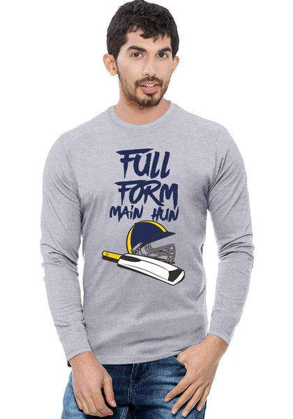 Form Main hun - Full sleeves - Wear Your Opinion - WYO.in  - 1