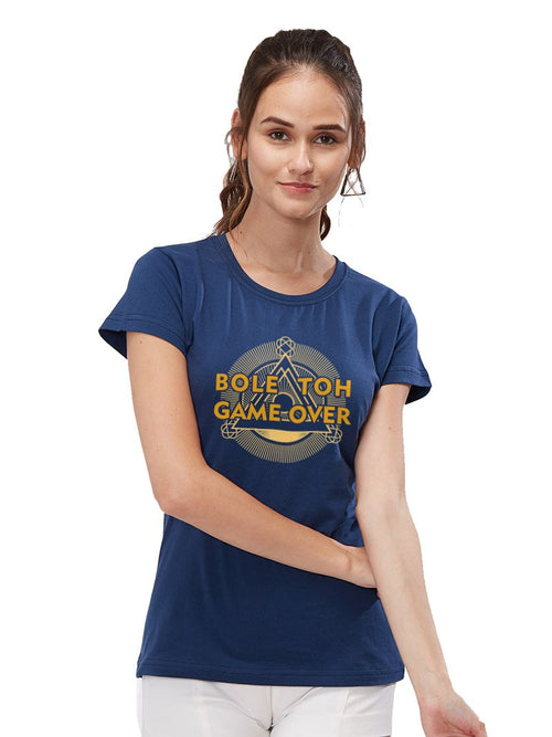 Game Over Women Tshirt