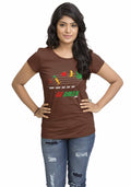 Go Green Womens TShirt - Wear Your Opinion - WYO.in  - 1