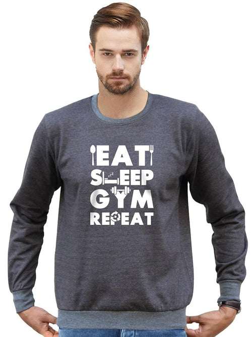 GYM Repeat - Sweatshirt