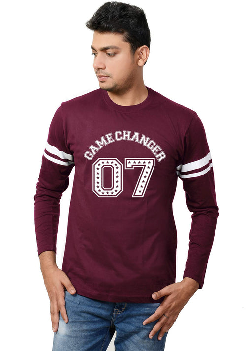 Game Changer 07 Full Stripe T-Shirt