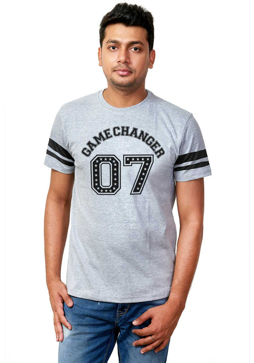 Game Changer 07 Stripe T-Shirt
