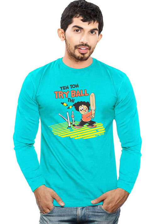 Guddu Try Ball - Full Sleeves