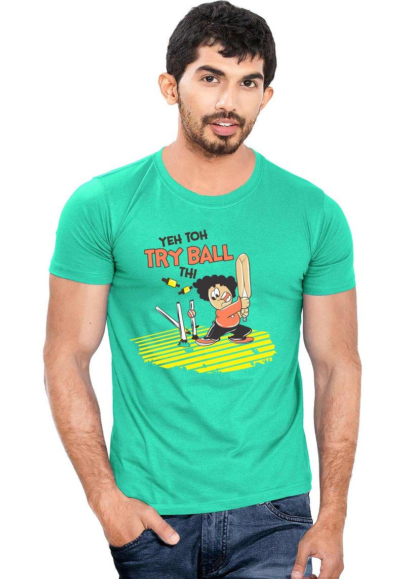 Guddu Try Ball T-Shirt