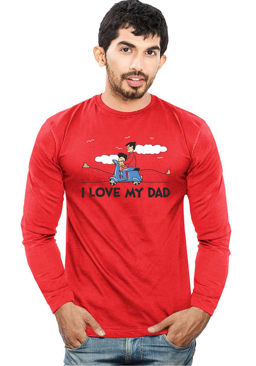 Guddu and Dad - Full Sleeves