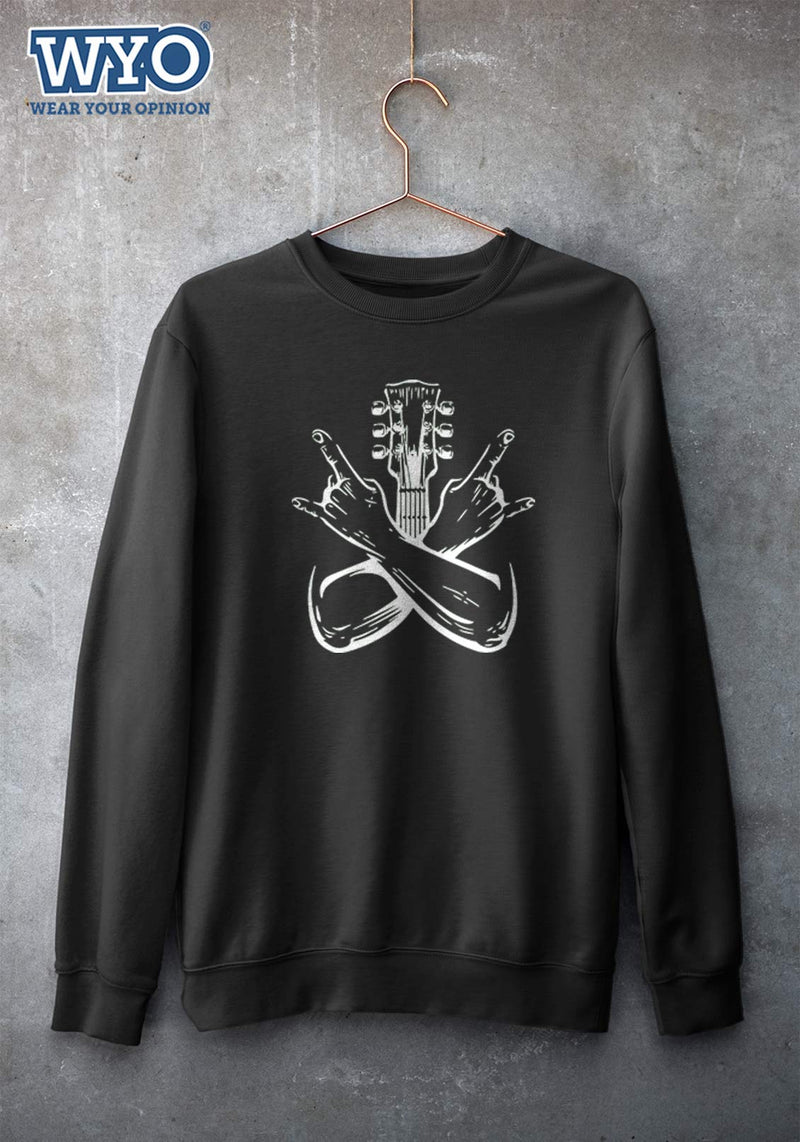 Guitar (Glow In Dark) Sweatshirt