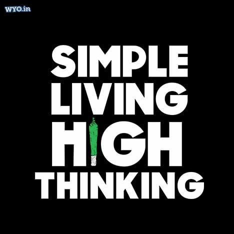 High Thinking T-Shirt