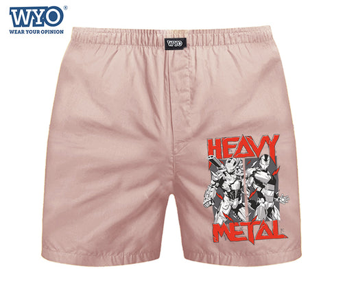 Heavy Metal (Boxer)