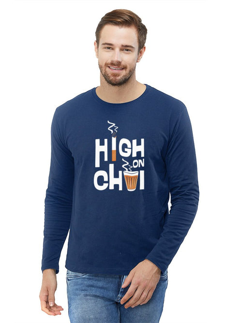 High On Chai - Full Sleeves