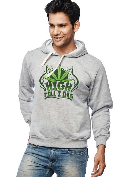 High Till I Die - Hoodies