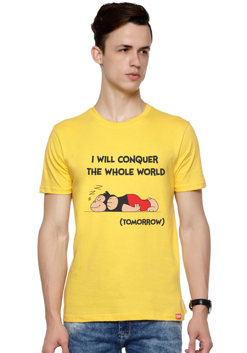 I Will Conquer T-Shirt