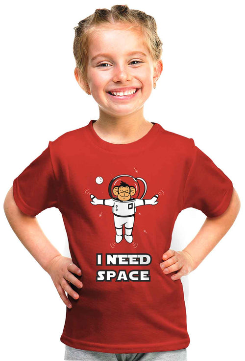 I Need Space Kid'S Tshirt - Wear Your Opinion - WYO.in  - 1
