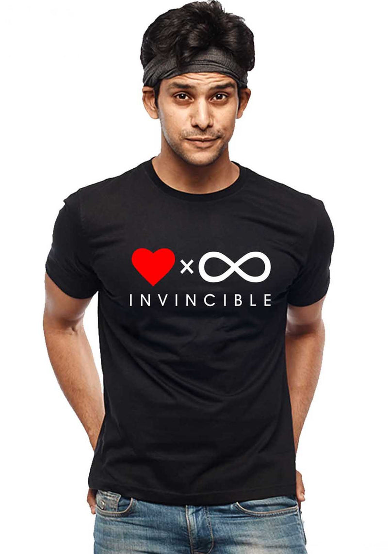 Invincible T-Shirt - Wear Your Opinion - WYO.in  - 3