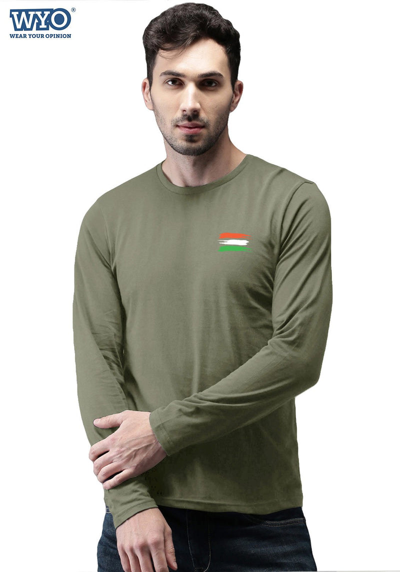 Indian Flag Full Sleeves