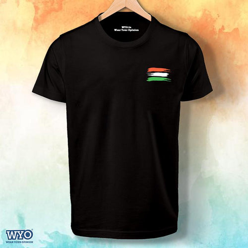 Indian Flag T-Shirt