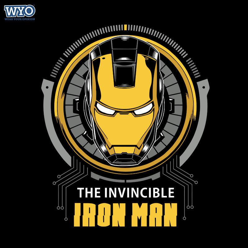 Invincible Ironman T-Shirt