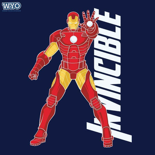 Invincible Ironman Kids T-Shirt