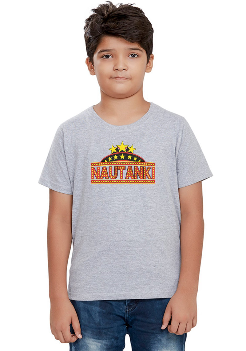Nautanki Kids T-Shirt