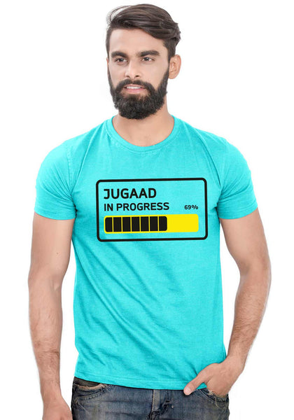 Jugad In Progress T-Shirt