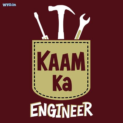 Kaam Ka Engineer - Full Sleeves