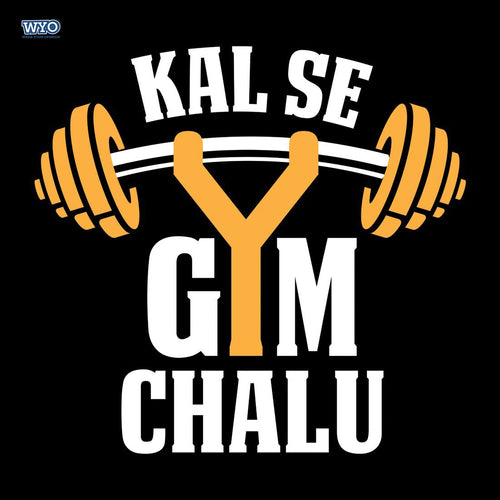 Kal Se Gym T-Shirt