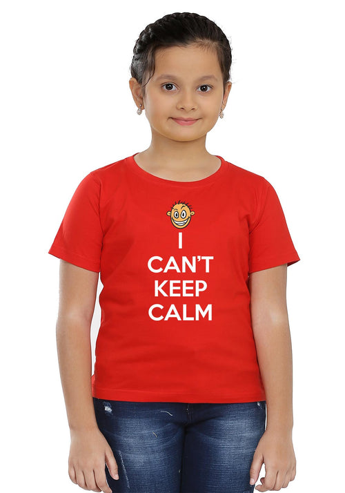 Keep Calm Kids T-Shirt
