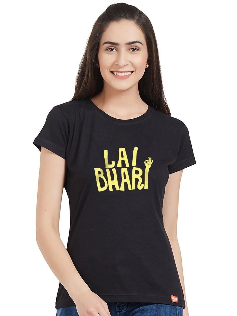 Lai Bhaari Women T-Shirt
