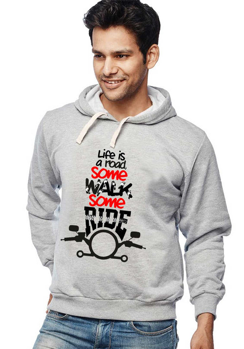 Life Is Road - Hoodies