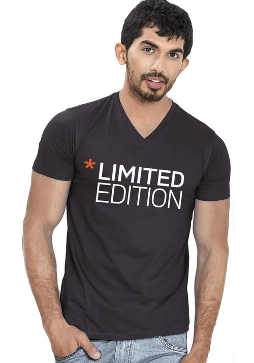 Limited Edition V Neck T-shirt