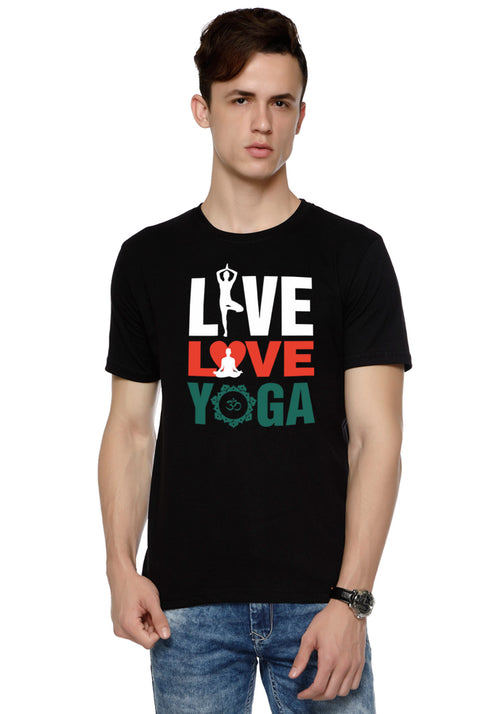 Live Love Yoga T-Shirt
