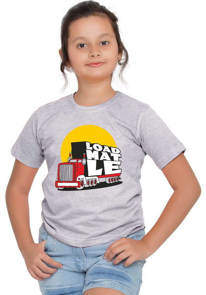 Load Mat Le Kids T-Shirt