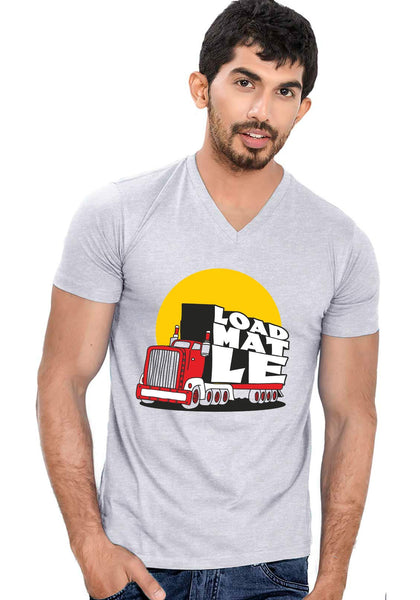Load Mat Le V Neck T-shirt