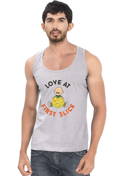 Luncher Pizza Sleeveless T-Shirt