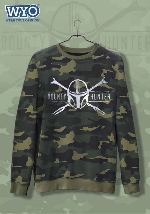 Mandalorian Bounty Hunter - Sweatshirt