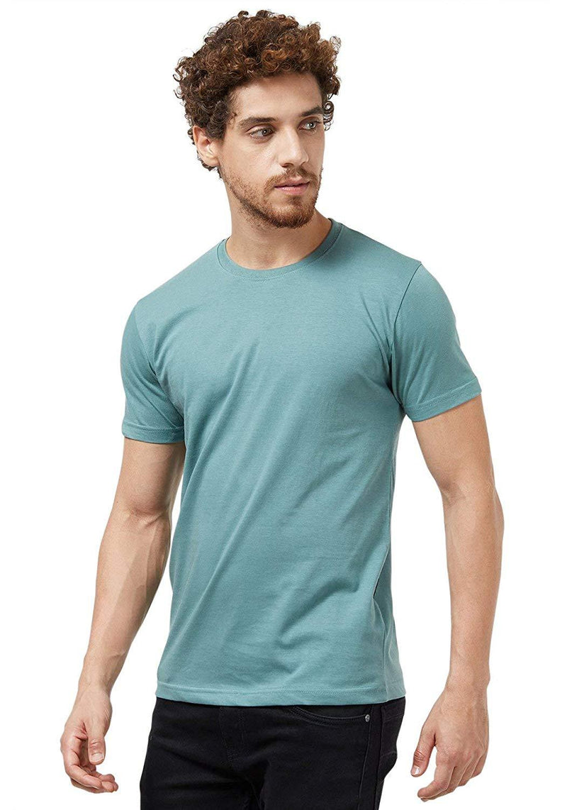 Plain Men's Tshirt - Mint