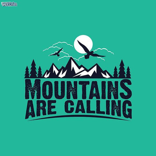 Mountains Calling T-Shirt