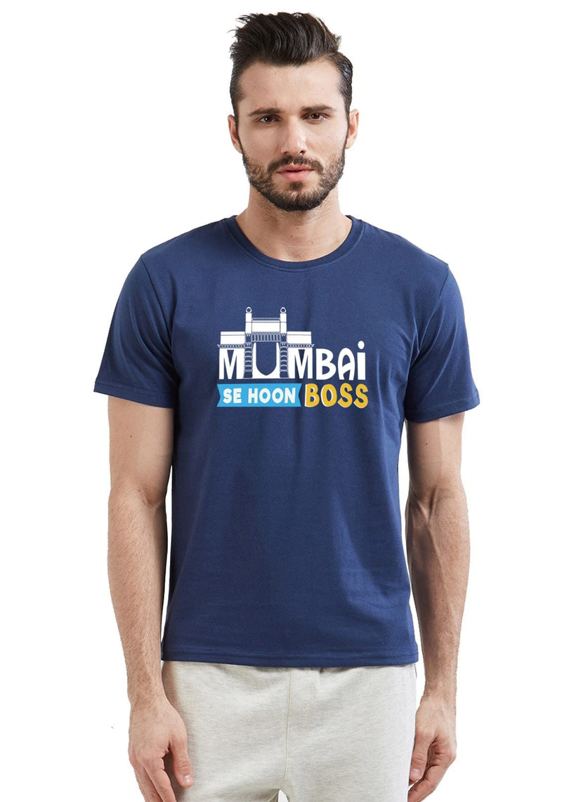 Mumbai Boss T-Shirt