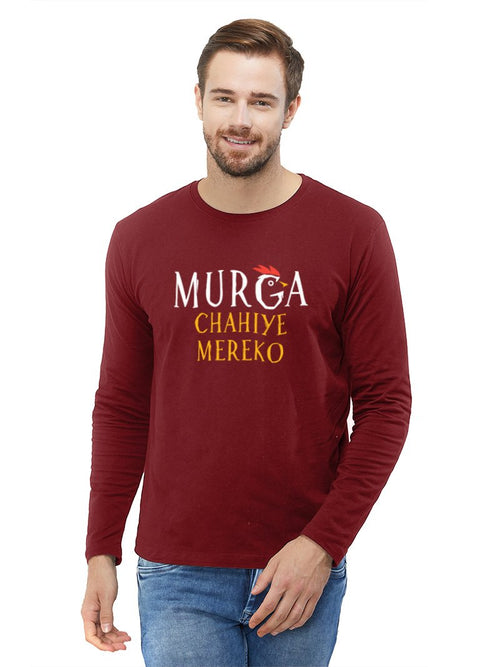 Murga Chahiye - Full Sleeves