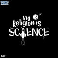 Science Religion (Glow In Dark) T-shirt