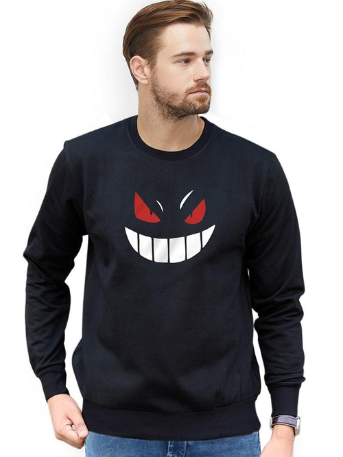 Devil Face - Sweatshirt