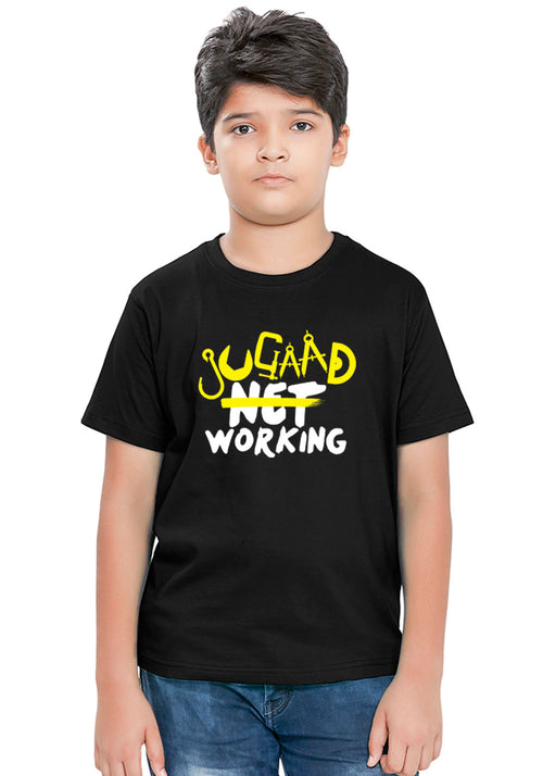 Net Working Kids T-Shirt