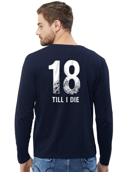 Number 18 - Full Sleeves